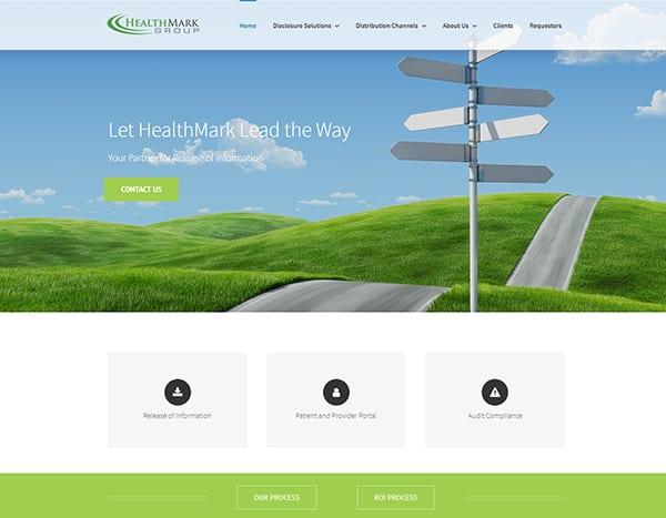 Healthmark Group Site